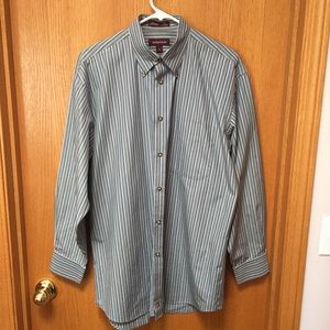 Nordstrom traditional fit dress shirt